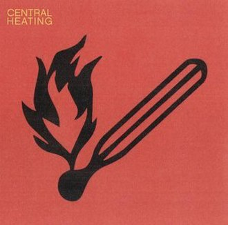 Central Heating (Grand Central album) - Image: Central Heating albumcover 2