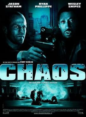 Chaos (2005 Capitol film) - Film poster