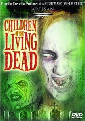 Children of the Living Dead - U.S. DVD Cover