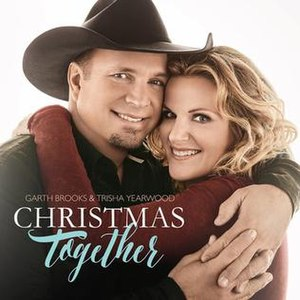 Christmas Together (Garth Brooks and Trisha Yearwood album) - Image: Christmastogether