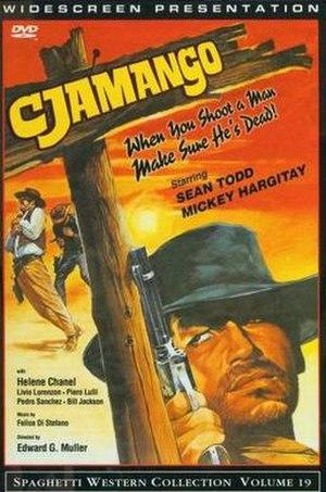 Cjamango - Wild East DVD Cover