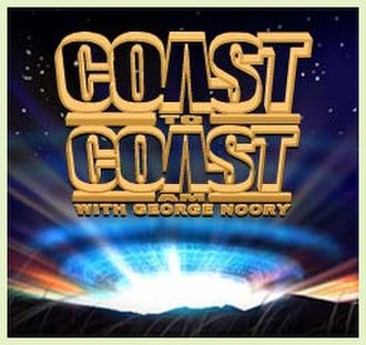 Coast to Coast AM - Image: Coast to coast am logo