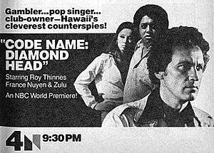 Code Name: Diamond Head - Image: Code Name Diamond Head Film Poster