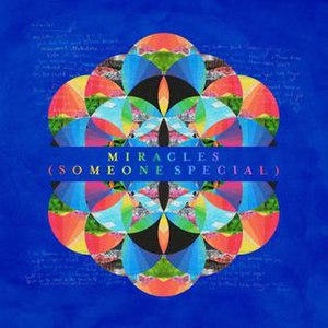 Miracles (Someone Special) - Image: Coldplay Miracles (Someone Special)