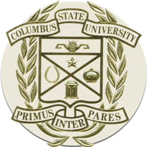 Columbus State University - Image: Columbus State University seal