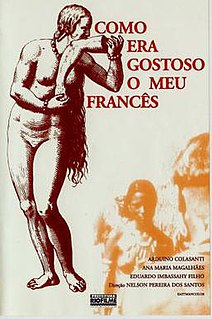 <i>How Tasty Was My Little Frenchman</i> 1971 film directed by Nelson Pereira dos Santos