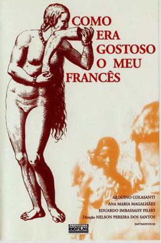 How Tasty Was My Little Frenchman - Image: Como Era Gostoso o Meu Francês