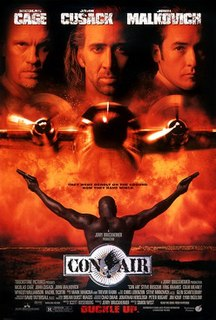 <i>Con Air</i> 1997 American action film by Simon West