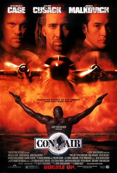 Picture of a movie: Con Air