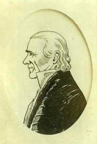 Conrad Weiser - Image: Conrad Weiser Portrait