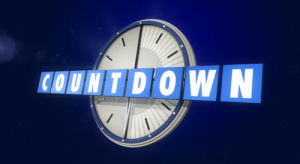 Countdown (game show) - Current title card, first seen in January 2012.