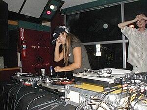DJ Rap - Image: DJ Rap