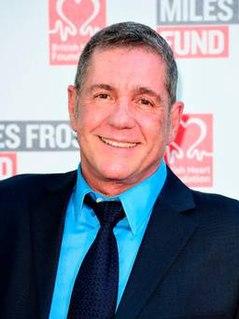 Dale Winton English radio DJ and television presenter