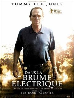 <i>In the Electric Mist</i> 2009 film directed by Bertrand Tavernier
