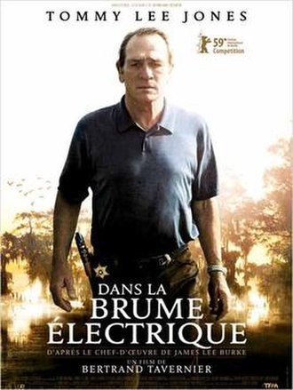 In the Electric Mist - Film poster