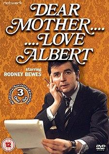<i>Dear Mother...Love Albert</i>