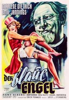 <i>The Blue Angel</i> 1930 film