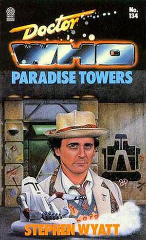 Paradise Towers - Image: Doctor Who Paradise Towers