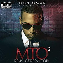 don omar background:
