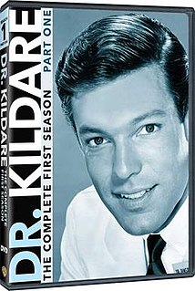 <i>Dr. Kildare</i> (TV series) American medical drama television series (1961–1966)