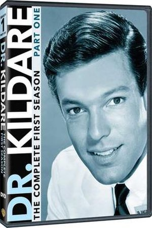Dr. Kildare (TV series) - DVD cover