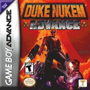 Duke Nukem Advance - Image: Duke Advance