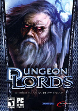 Dungeon Lords - Image: Dungeon Lords Coverart