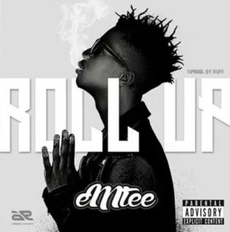 Roll Up (Emtee song) - Image: Emtee Roll Up cover