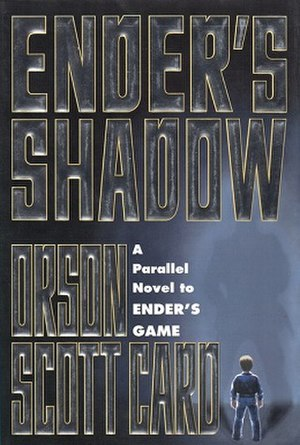 Ender's Shadow - Front cover