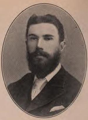 Ernest Gray - Gray in 1895.