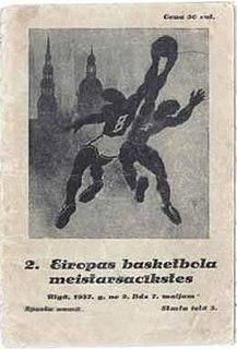 EuroBasket 1937 1937 edition of Eurobasket