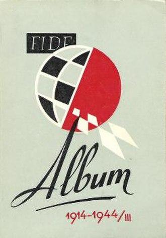 FIDE Album - FIDE Album: 1914-1944/III