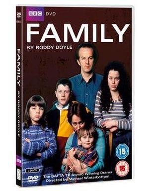 Family (1994 TV series) - Image: Familydvdrdoyle