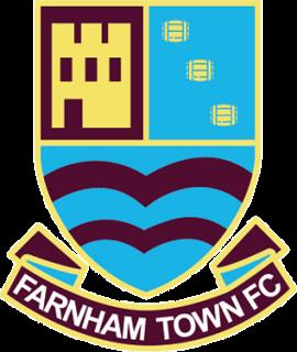 Farnham Town F.C. Association football club in England