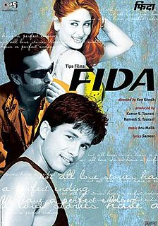 <i>Fida</i> 2004 Indian film directed by Ken Ghosh