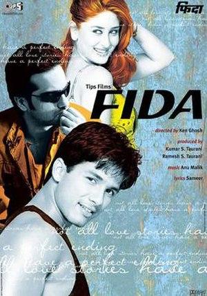 Fida - Theatrical release poster