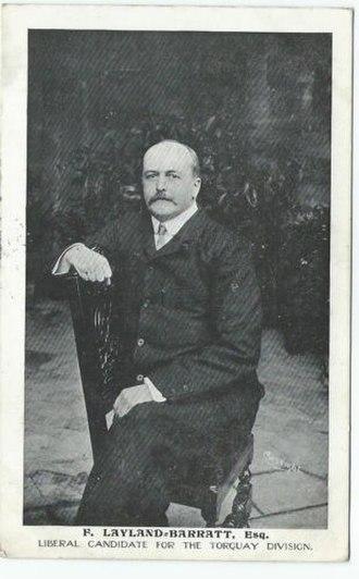 Francis Layland-Barratt - Francis Layland-Barratt