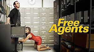 Free Agents (U.S. TV series) - Image: Free Agents NBC