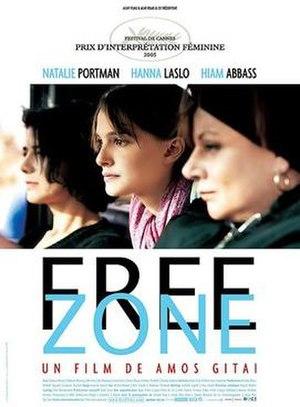 Free Zone (film)