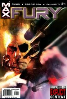 <i>Fury</i> (2001 series) comic book
