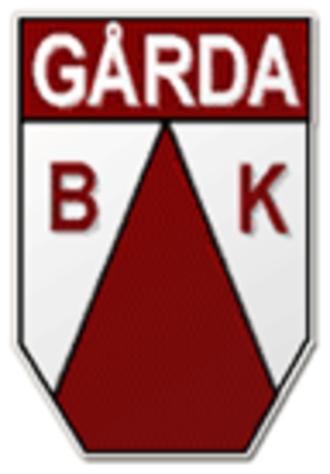 Gårda BK - Image: Gårda BK