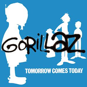 Tomorrow Comes Today - Image: Gorillaz Tomorrow Comes Today