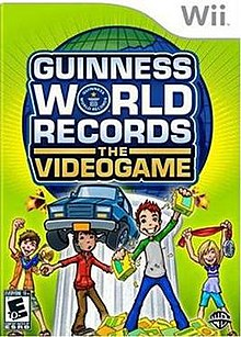 Guinness world records the videogame wikipedia guinness world records the video gameg ccuart Gallery