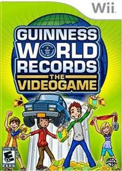 guinness world record certificate template - guinness world records the videogame wikipedia