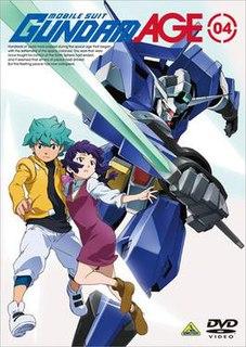 <i>Mobile Suit Gundam AGE</i> television series