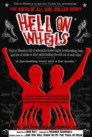 Hell on Wheels (2007 film) - Image: Hell on Wheels Film Poster