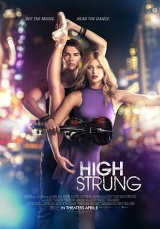 High Strung (2016 film) - Theatrical release poster