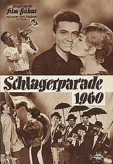 <i>Hit Parade 1960</i> 1960 film by Franz Marischka