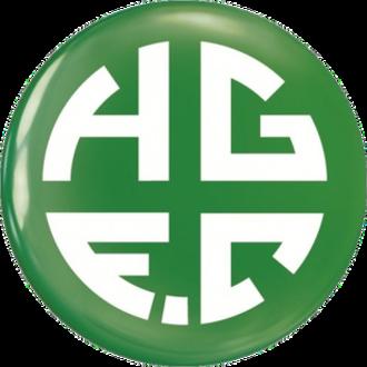 Holmer Green F.C. - Image: Holmer Green F.C. logo