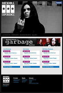 Home page for Rock N Roll Experience.jpg
